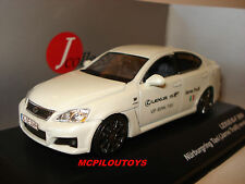 J-COLLECTION JC101 LEXUS IS-F NURBURGRING TAXI JARNO TRULLI 2009 au 1/43°