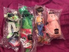 Disney Toy Story plush characters-1996 (4) dolls