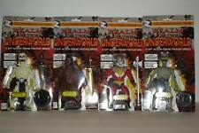 Realm Of The Underworld By Zoloworld Action Figures Set Of 4 - NEW