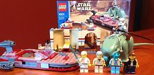 LEGO STAR WARS 4501 MOS EISLEY CANTINA BLUE BOX - COMPLETE W INSTRUCTIONS