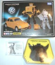Transformers Takara Masterpiece MP-21 Bumblebee + Coin + Amazon battle face MIMB