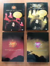 BUFFY im BANN der DÄMONEN season TWO Episode 1-12 +13-22 COLLECTOR´S EDITION