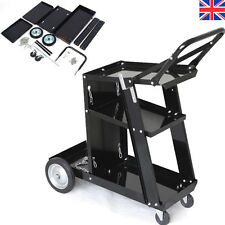 New Welding Welder Cart Plasma Cutter MIG TIG ARC MMA Storage for Tanks Handle