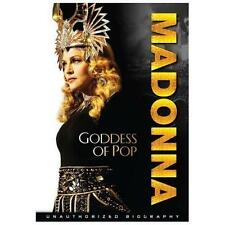 Madonna: Goddess of Pop (DVD, 2013) NEW