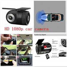 Mini HD 1080P Car Dash Cam Smallest Camera DVR Video Recorder G-Sensor HDMI New