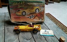 Vintage Belond AP Special Gas Model Tether  Racing Car Thimble-Drome Comet