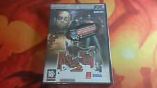 THE HOUSE OF THE DEAD 2 SIGILLATO SEALED PC INVIO 24/48H