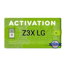 Z3X Box activation for LG USA Seller, very fast processed !