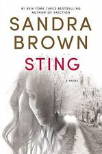 Sting by Sandra Brown (2016, Hardcover)