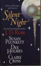 Silent Night: Midnight in Death/Unexpected Gift/Christmas Promise/Berry Merry Ch