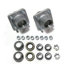 Club Car Golf Cart Front Hub Conversion Kit fits DS 1982-Up Gas & Electric