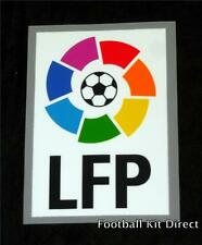 UFFICIALE La Liga LFP 13/14/15 2015/16 football shirt Patch/Badge PLAYER SIZE
