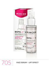 MINCER Pharma BOTOLiftX FACE SERUM LIFT EFFECT firm moisturised smooth Day&Night
