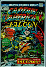 Marvel Comics CAPTAIN AMERICA And The FALCON #182 The Serpent Squad FN/VFN 7.0
