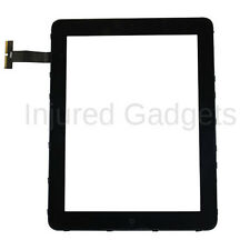 Touch Screen Glass Digitizer Replacement Frame Assembly Frame iPad 1 Wifi + 3G