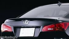 LEXUS IS IS220D IS250 IS350 ISF REAR TRUNK BOOT SPOILER WING LIP 250 350 cover