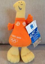 OFFICIAL 2004 ATHENS OLYMPIC MASCOT TOY WITH TAGS- COLLECTORS ITEM