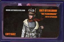 """Aviattic Models 1/16 LUFTKRIEG 1919 KATI OTERSDORF """"DIE FLEDERMAUS"""" w/SPANDAU MG"""