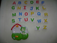 Leap Frog Fridge Phonics Magnetic Alphabet SCOUT Dog Letters ABC Complete A-Z