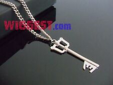 Kingdom Hearts Sora Key Blade Pendant Necklace Cosplay Gift