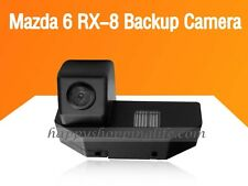 Car Rear View Camera for Mazda 6 RX-8 Night Vision Back Up Reverse Cameras