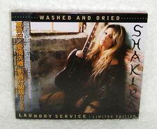Shakira Laundry Service Taiwan Ltd CD+DVD w/BOX (w/ bonus 3-trks)