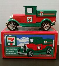 1997 7 ELEVEN 1928 CHEVROLET NATIONAL AB PICKUP 3rd IN SERIES DIECAST CHINA MINT