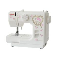 Janome Hello Kitty electric sewing machine KT-35 new from Japan