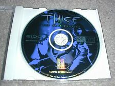 Thief The Dark Project PC CD-ROM Eidos Looking Glass 1998 game for Windows 95/98