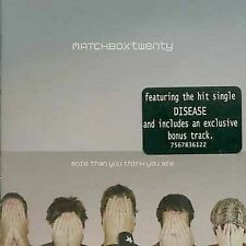 More Than You Think You Are by Matchbox Twenty (CD, Dec-2002, Atlantic (Label))