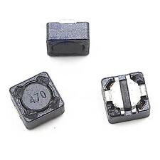 10PCS  CD74R 47uH 470  3A Shielded Inductor Power Inductors 7*7*4MM