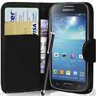 WALLET FLIP PU LEATHER CASE COVER POUCH FOR SAMSUNG GALAXY TREND PLUS S7580
