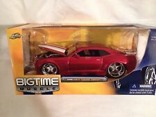 Jada Bigtime Muscle   2006 Chevy Camaro Concept     1/24