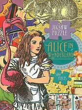 ALICE IN WONDERLAND 500 PC. PUZZLE BY POTTER STYLE