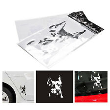 1X Doberman Pinscher Dog Sticker Reflective Car Motorcycle Sticker Decal VJ