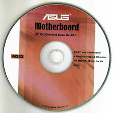 ASUS P4R800-VM Motherboard Drivers Installation Disk M353
