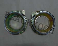 Pair Headlight Round Bucket for 81-84 Toyota Hilux RN30 Pickup