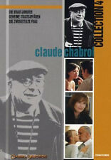 3 DVDs * CLAUDE CHABROL COLLECTION 4 # NEU OVP $