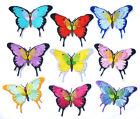 1 x Swallowtail BUTTERFLY Iron Sew On Patch Tshirt Transfer Motif Applique Badge