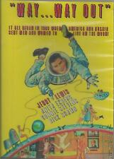 WAY WAY OUT JERRY LEWIS ALL REGION DVD