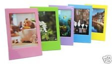 Caiul Instant Picture Photo Frame 5 Color For Fujifilm Instax Mini Film Fivepack