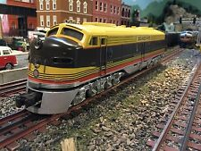 MTH PREMIER SEABOARD E-8 A UNIT FROM 20-2168-1 SET NON POWERED-