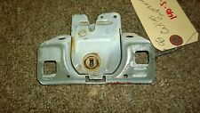 92 OLDSMOBILE CUTLASS SUPREME TRUNK LATCH OEM GUARANTEE 140-S-1