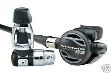 Atomic Aquatics Regulator B2 with swivel scuba diving equip Fathers day gift fun