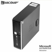 Fast HP Desktop Computer PC Intel Core 2 Duo 3.0Ghz 16GB 1TB DVD WIFI Windo