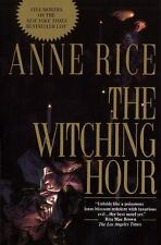 G, The Witching Hour (Lives of the Mayfair Witches), Anne Rice, 0345367898, Book