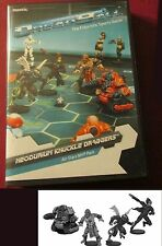 Dreadball MGDBM105 Neodurium Knuckle Draggers All Star MVP Pack (4) Miniatures