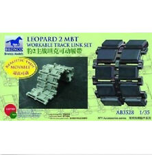 BRONCO AB3528 1/35 Germany Leopard 2 MBT Workable Track Link Set