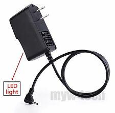 AC/DC Wall Power Charger Adapter For Cowon iAudio X5 L Q5 w M3 M4 M5 MP3 Player
