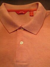 IZOD PINK SHIRT WITH CHEST LOGO SIZE XL/TG